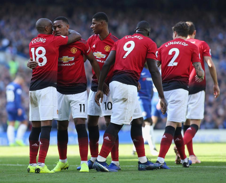 Saturday's draw with Chelsea would have felt like a defeat, but it was a much improved performance from United