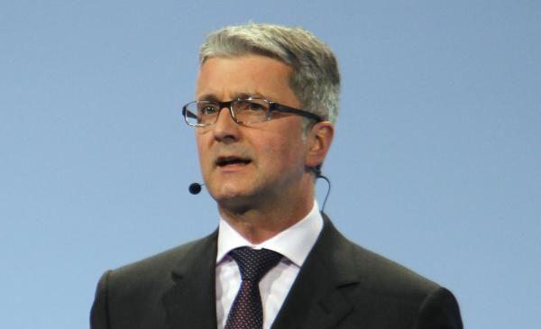 Volkswagen fires Audi CEO Rupert Stadler