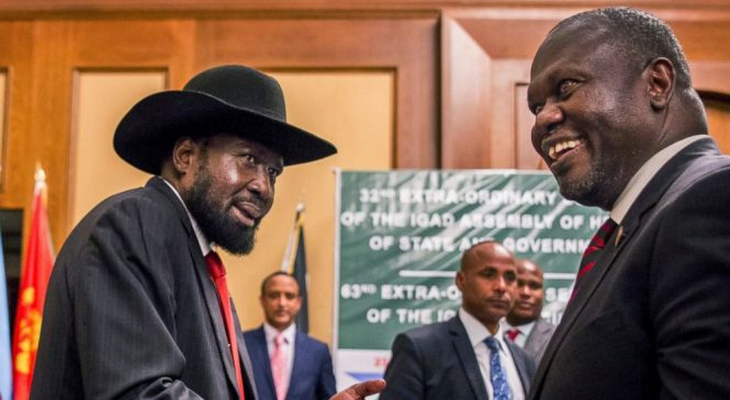 South Sudan peace deal bumpy as rebel leader doesn't return