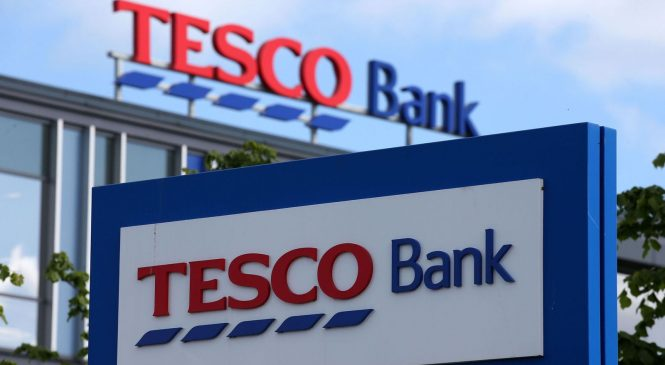 Tesco Bank fined £16.4m over cyber attack