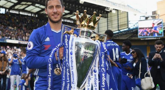 Chelsea forward Eden Hazard admits he 'wants to work with Jose Mourinho again' and defends Manchester United manager
