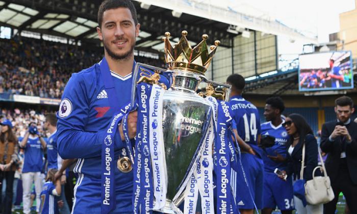 Chelsea: Eden Hazard
