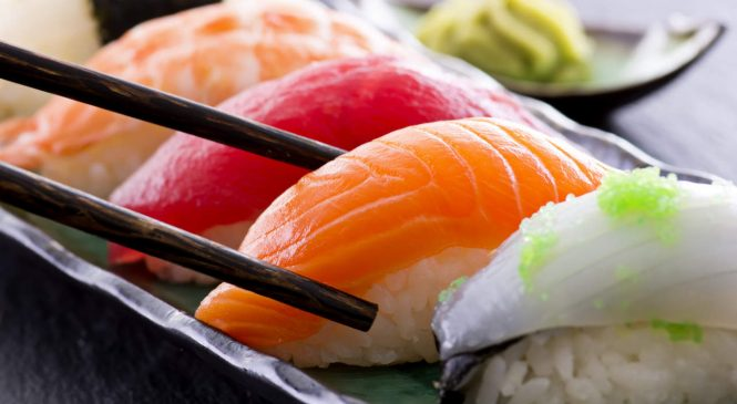 These Intestinal Worms Might Be Hiding in Your Sushi, Doctors Warn