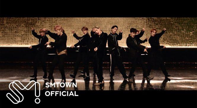 NCT 127 releases debut studio album, new 'Regular' video