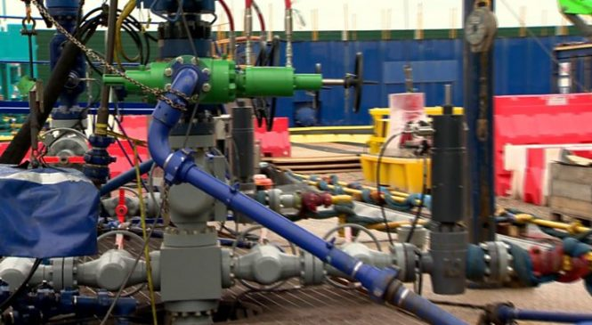 Fracking starts at landmark Lancashire site