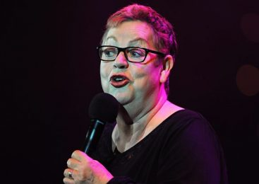 Jo Brand on Strictly, strippers and… staying safe