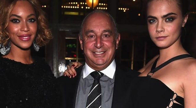 Sir Philip Green: 'There was only banter'
