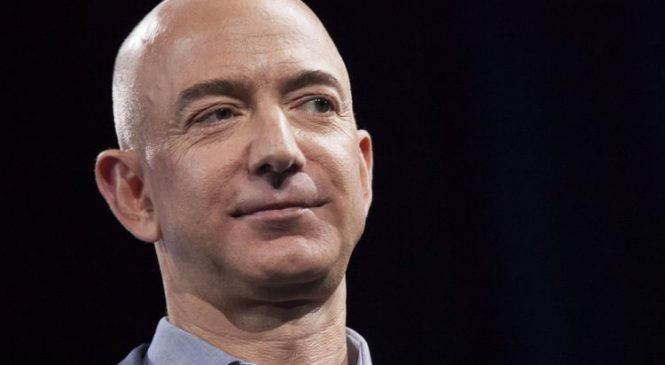 Workers urge Amazon boss to restore share schemes
