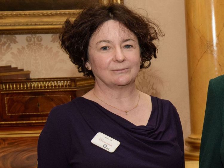 Jane Garvey