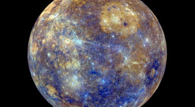 Lift off! Spacecraft's 5bn mile journey to Mercury