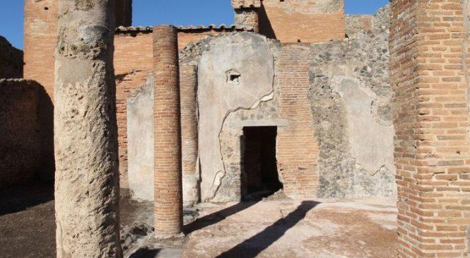 Pompeii inscription rewrites volcanic eruption history