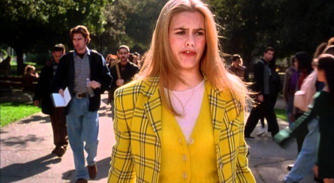 Whatever! '90s classic Clueless is getting a remake