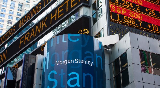Morgan Stanley launches new advisory technology platform