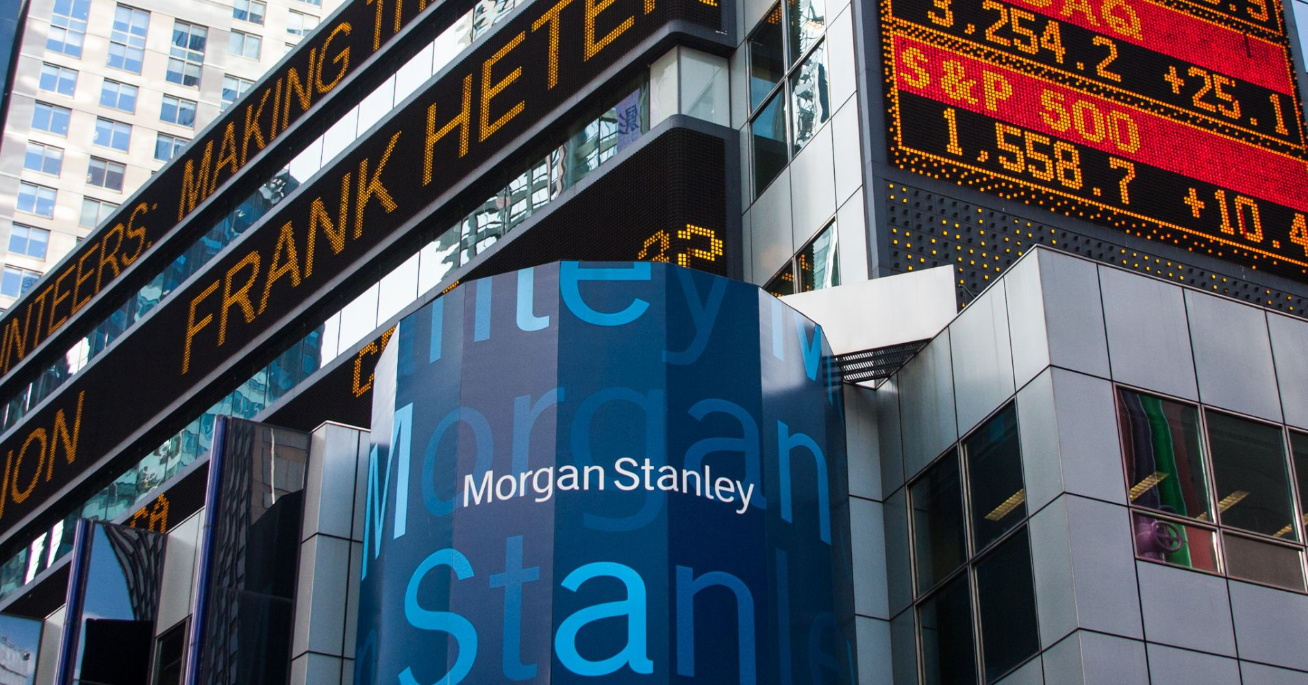 Morgan Stanley launches new advisory technology platform