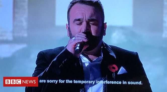 X Factor cancels voting after sound issues