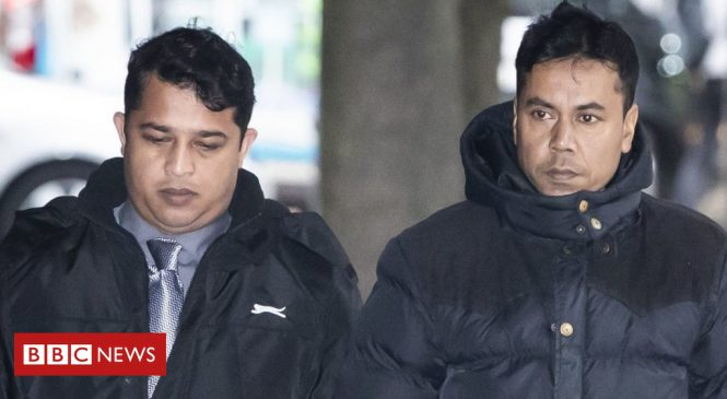 Megan Lee: Takeaway bosses jailed over allergy death