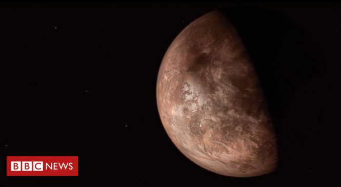 Exoplanet discovered around neighbouring star
