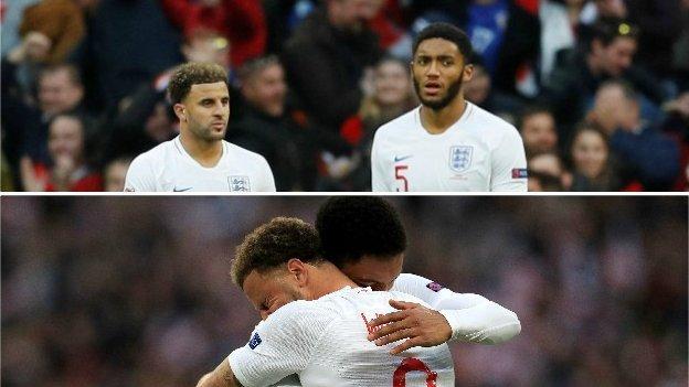 England 2-1 Croatia: Harry Kane seals Nations League finals spot