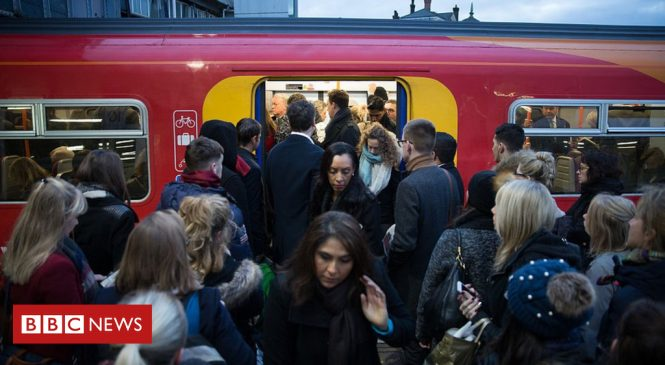 Rail fares to rise by 3.1% in January