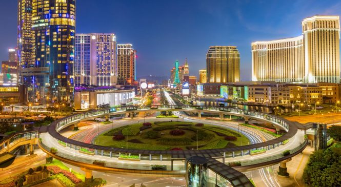 China's answer to Las Vegas has one of the world's biggest per-person economies