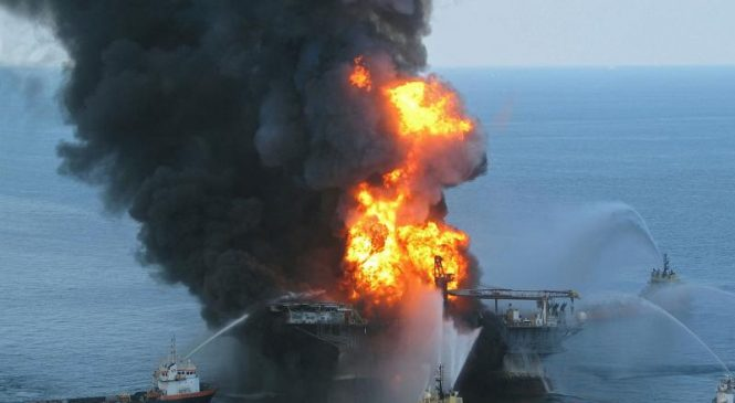 Chemicals used in Deepwater Horizon spill were ineffective, study says