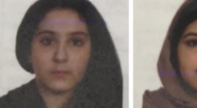 Detectives suspect suicide in Saudi sisters' deaths