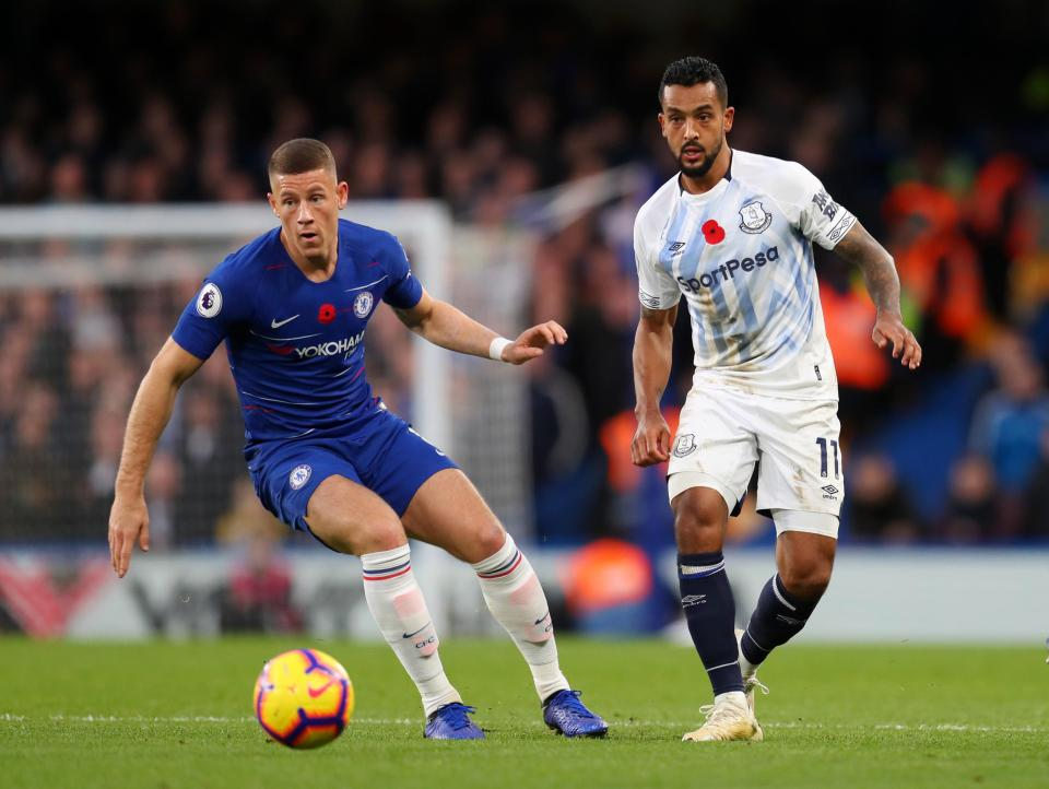 Chelsea drew their last match 0-0 with Everton