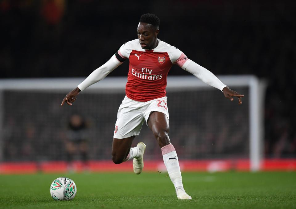 Arsenal issued a positive update on Welbeck