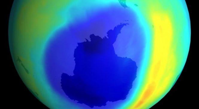 Illegal emissions threaten to undermine UN's optimistic ozone report