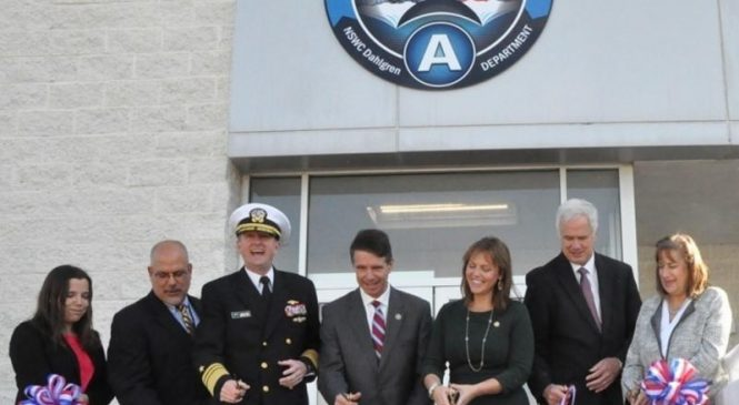Navy opens facility for submarine-launched ballistic missile research