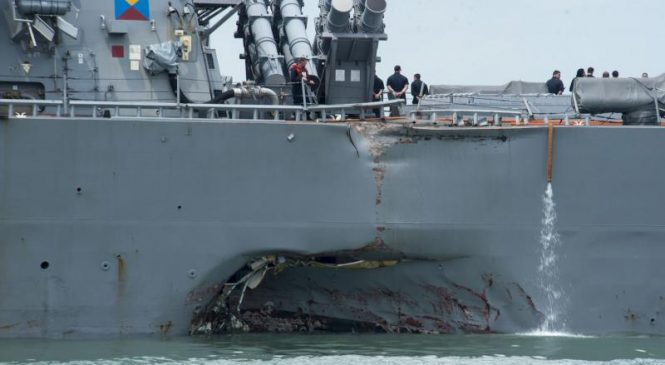 Navy outlines 30-year plan for ship repair, upgrades at Congressional hearing