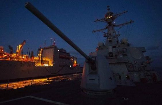 Navy to commission new Arleigh Burke destroyer USS Thomas Hudner