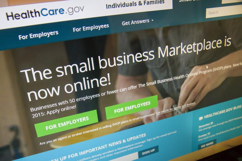 Obamacare signups down 13 percent from 2017