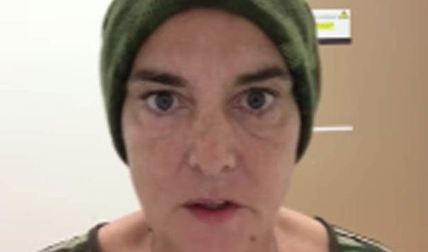 Sinead O'Connor brands white people 'DISGUSTING' and never wants to be around them again