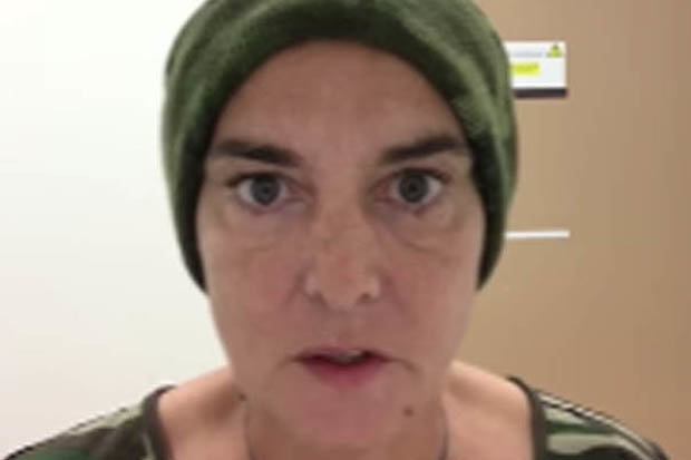 Sinead O'Connor caused offence with her angry post