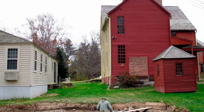 Dig resurrects a feud over which town is a state's oldest