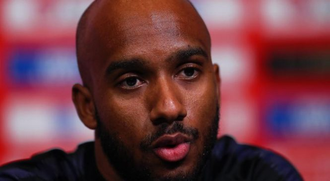 England fans blast decision to make Fabian Delph captain: 'Is this game just for banter?'