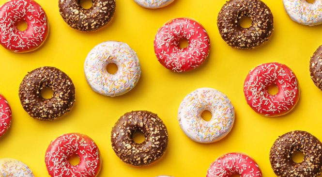 It's National Donut Day! Here's How to Celebrate in a Healthy Way