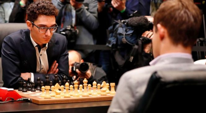 Heartbreak for American challenger in world chess final