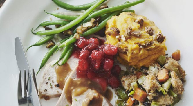 Your Thanksgiving Feast Might Be Better for You Than You Think