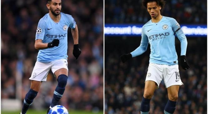 Manchester City vs Manchester United: Citizens predicted line-up for the derby