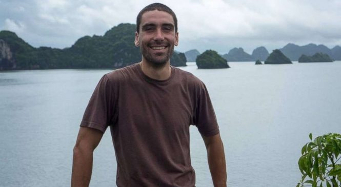 Missing teacher found shot to death on dirt road, Mexican officials say