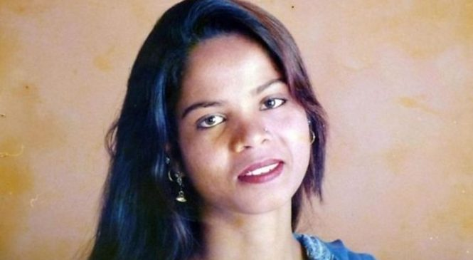 Asia Bibi blasphemy case: Husband pleads for asylum