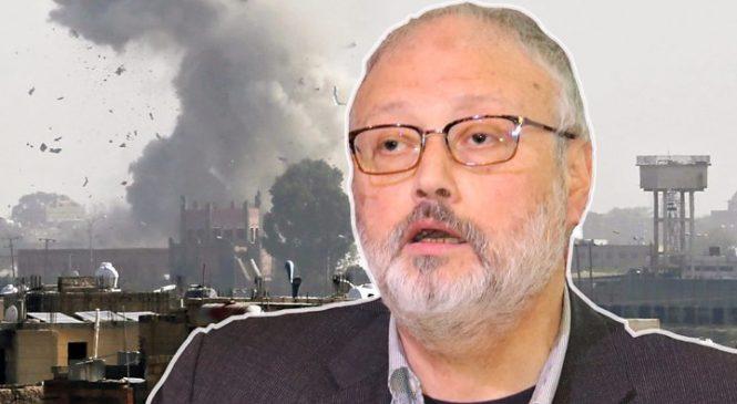 Jamal Khashoggi: CIA 'blames Saudi prince for murder'