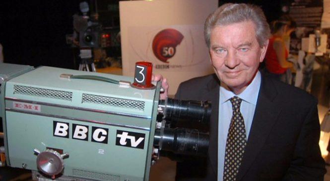 Former BBC newsreader Richard Baker dies aged 93