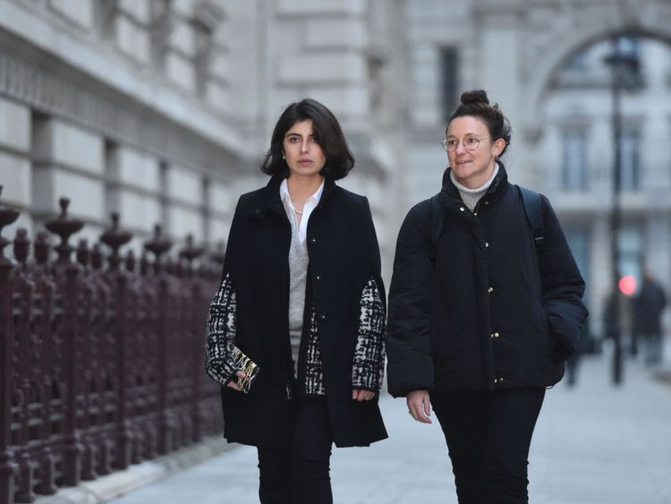 UK 'now standing up' for academic jailed in UAE – wife