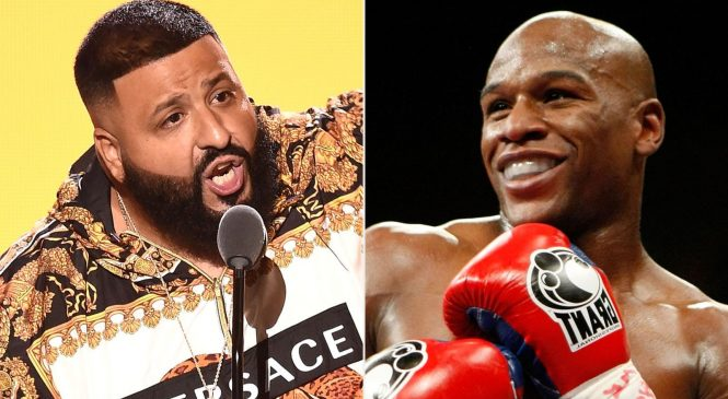 DJ Khaled and Mayweather fined over cryptocurrencies