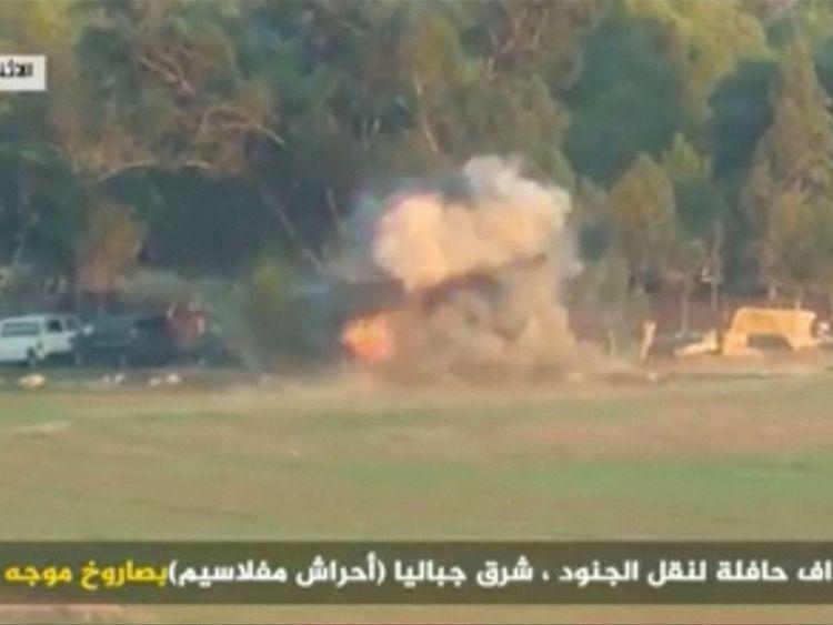 8 dead in worst escalation in Gaza since 2014
