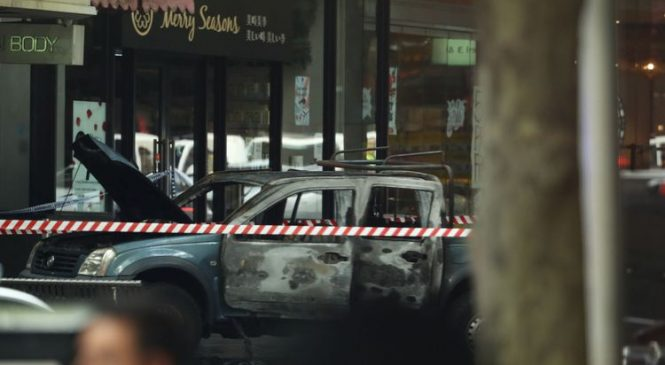 One killed in Melbourne knife rampage terror attack