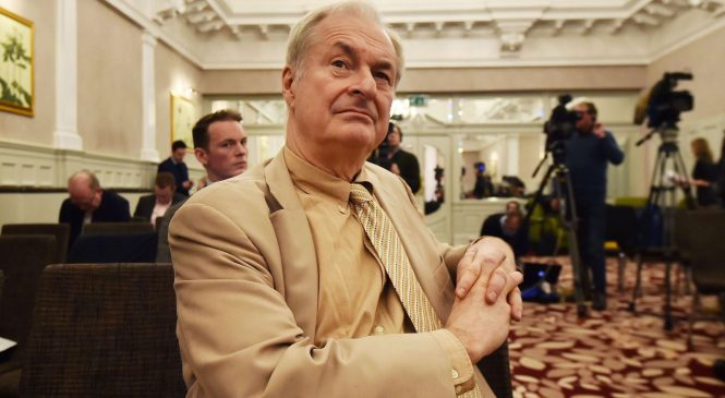 Gambaccini wins payout over unfounded abuse claims
